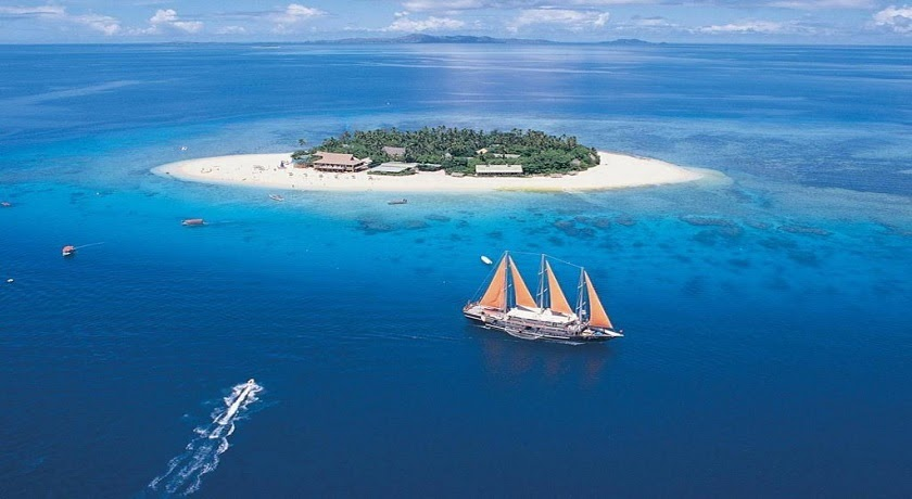 Fiji Islands Combo Cruise With Lunch At South Sea Island