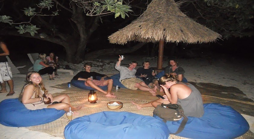 South Sea Island Combo Nights
