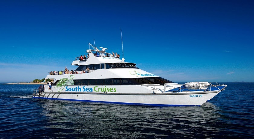 South Sea Combo Cruise