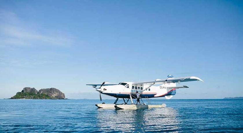 Seaplane Fiji Transfers