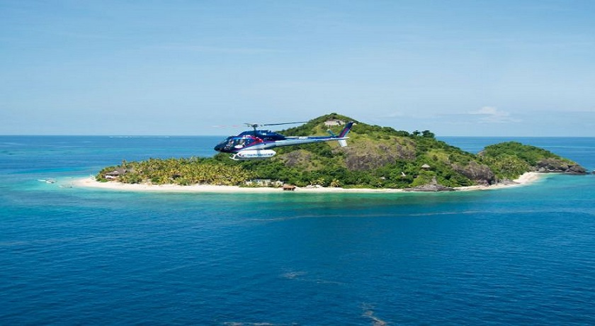 Helicopter Scenic Flight - Fiji Island Discovery Tour