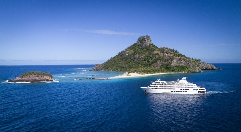 Yasawa Islands Fiji - 4 Nights Cruise