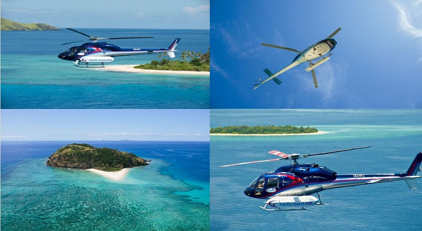 Fiji Ultimate Helicopter Scenic Flight With Stop Off